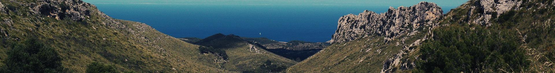 Foto Berge & das Meer