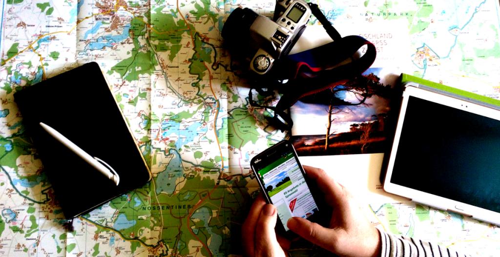 Digitale Vermarktung im Tourismus